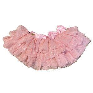 Disney Store Pink Sparkle Baby Tutu 0-6 Months
